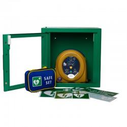 Pack DAE semi-automatique + armoire intérieure